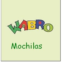Mochila Wabro Sin Carro Nena