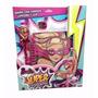 Diario Con Candado Lapicera Y Clip Barbie - Mundo Team