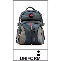 Mochila Uniform Porta Nootbook Ls642001myshopeleven