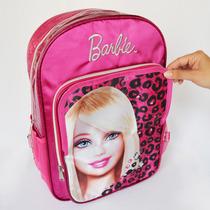 Mochila De Espalda Barbie Con Frente Revatible