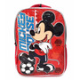 Mochila Mickey Fútbol Disney Original Línea Premium Jardín