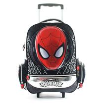 Mochila De Carrito Spiderman Con Licencia Original 17