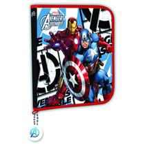 Cartucheras Los Vengadores Avengers 1 Piso - Mundo Manias