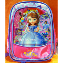 Mochilas Infantiles Peppa, Spiderman, Frozen - Ideal Jardín