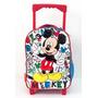 Mochila De Carro Mickey Con Licencia Disney Original 12