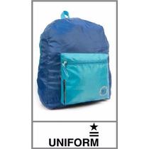Mochila Uniform Plegable Extensible Ls644204 Myshopeleven