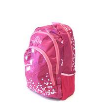 Mochila Brillantine Trendy Niñas Flores Colegio Rosa