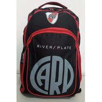 Promo!!! Mochila River Plate - 2 Modelos!!! Envío Gratis!!!