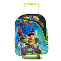 Mochila Escolar Toy Story Con Carro 15 Pulgadas Disney