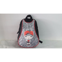 Mochila 47 Street Urbana Mini Original - Mundo Team