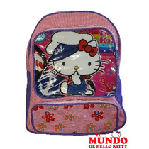 Mochila Infantil De Hello Kitty - El Mundo De Hello Kitty