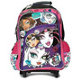 Mochila Monster High 18 Pulgadas Carro Original