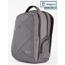 Mochila Porta Notebook Wagner Waterproof Premium