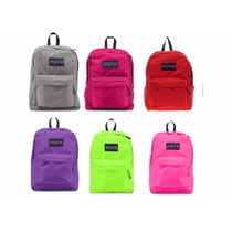 Mochila Jansport!!!! Originales!!!