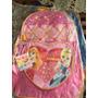 Mochila Escolar Disney Princesas- Aurora-cenicienta