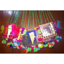 Chuspas Mini X Docena De Aguayo - Colores Surtidos