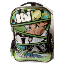 Mochila Grande Hot Wheels Spiderman Simpson Ben 10 Original