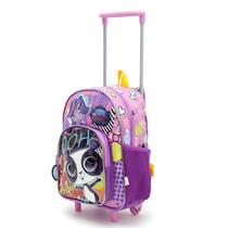 Mochila Littlest Pet Shop Con Carro 12\