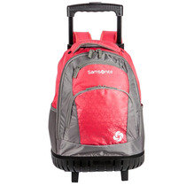 Mochila Samsonite Con Carro Jumbo 3 Color Equipajestuvalija