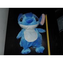 Mochila Stitch 40cm Aprox Se Puede Rellenar Peluche Disney