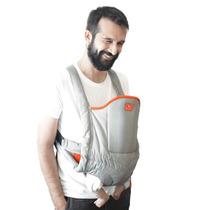 Mochila Porta Bebé Mejor Postura 2en1 Con Arnés De Seguridad