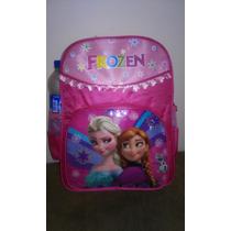 Ultimas Mochilas Frozen Y Princesas Para Comenzar Las Clases