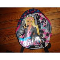 Mochila Barbie Para Jardín De Infantes