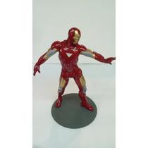 Iron Man Figura De Resina Pintado