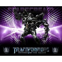 Papercraft Transformers Starscream