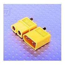 Fichas Originales Xt60 - Xt-60 (el Par)