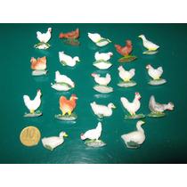 Patos Y Gallinas 20(veinte)escala G Puede Variar El Surtido