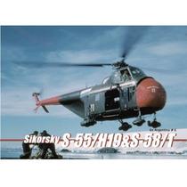 Bibliografía :: Sikorsky S-55/h-19 & S-58/t (ffaa)