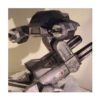 Mazinger, Terminator, Transformers, Robotech, Eva1, Robocop