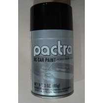 Pactra Aerosol Rc250 Outlaw Black 85grs