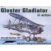 Bibliografía :: Gloster Gladiator In Action