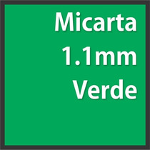 Micarta Verde 300x240x1.1mm