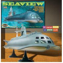Seaview Maqueta Kit Moebius Viaje Al Fondo Del Mar Nuevo!