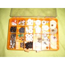 Engranajes De Nylon Varias Medidas Para Caja Reductora