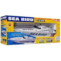 (j)lancha A Radio Control Sea Bird Escala 1/25 52 Cm