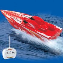 Bote Lancha A Control Remoto Sea Hawk Escala 1/25