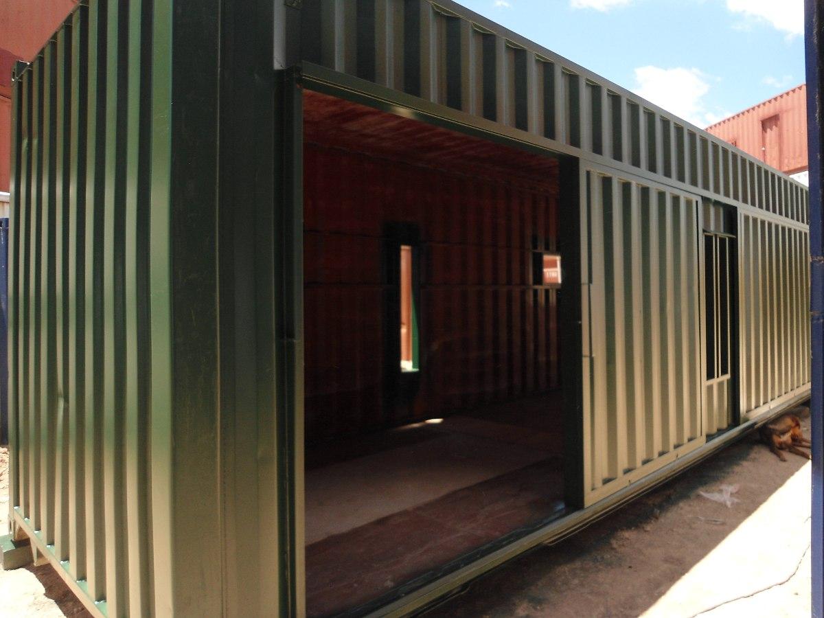 M dulos habitables contenedores containers mar timos 40 - Contenedores maritimos precio ...