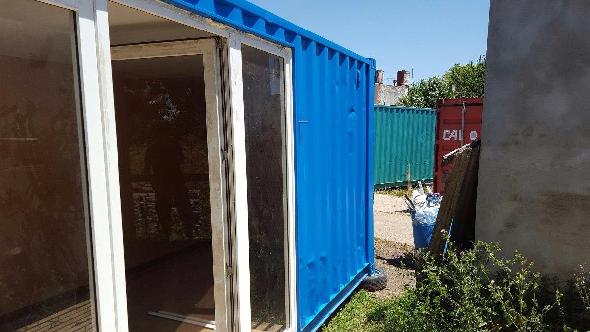 M dulos habitables contenedores containers mar timos 20 - Contenedores maritimos precio ...
