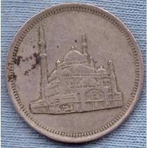 Egipto 10 Piastres 1984 * Mezquita *