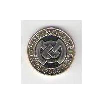 Moneda Mozambique Bimetalica 2006 ¡no Te La Pierdas!