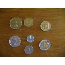 Vendo Monedas De Isrrael