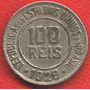 Moneda Brasil 100 Antiguos Reis 1929 - Ls1065