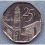 Cuba 25 Centavos 2006 * Ciudad De Trinidad * Sin Circular