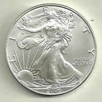 Moneda Estados Unidos 1 Onza Plata Año 1987/2012 A Elegir