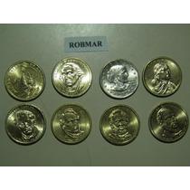 Robmar-324-usa-monedas De 1 Dolar A Elejir Del 1979 Al 2011