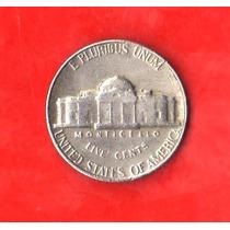 Estados Unidos 5 Cents 1964 -